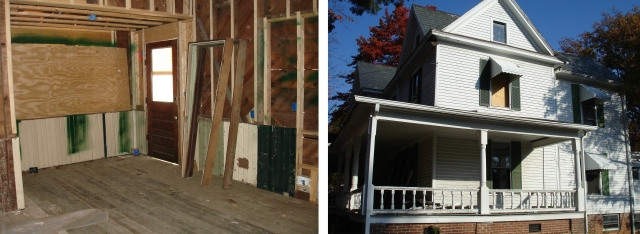 McNeely House Renovation Before